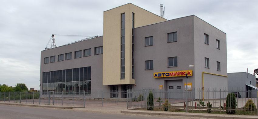 Комерційна нерухомість, м. Івано-Франківськ