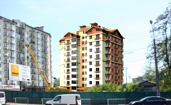 Заплановане будівництво по вул. Незалежності