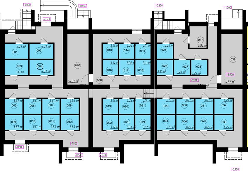 Плани квартир