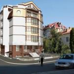 будівництво багатоквартирного житлового будинку